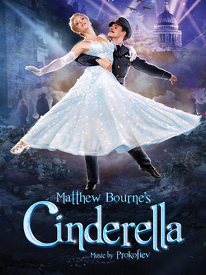 Matthew Bournes Cinderella, Sadlers Wells Theatre, London