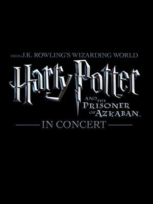 Los Angeles Philharmonic - Harry Potter and the Prisoner of Azkaban Poster
