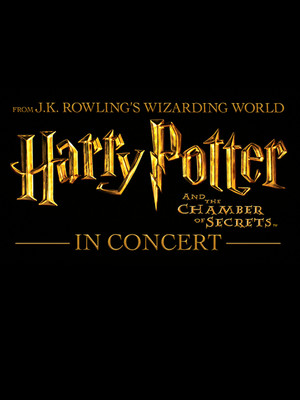 Los Angeles Philharmonic - Harry Potter and The Chamber of Secrets Poster
