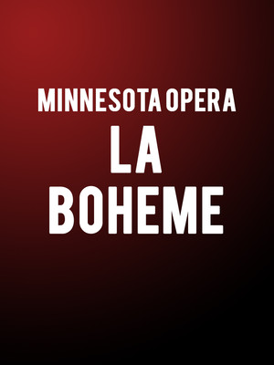 Minnesota Opera - La Boheme at Minnesota Opera Center