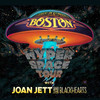 Boston with Joan Jett and The Blackhearts, DTE Energy Music Center, Detroit