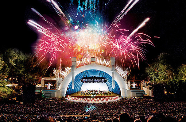 Pentatonix July 4th Fireworks Spectacular, Hollywood Bowl, Los Angeles