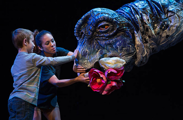 Dinosaur Zoo, Mccallum Theatre, Palm Desert