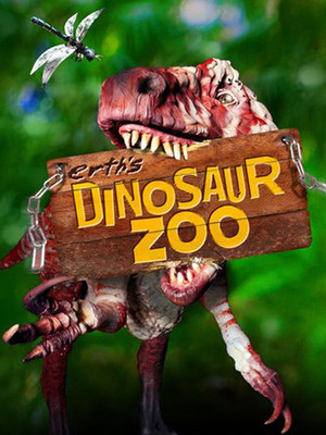 Dinosaur Zoo, University At Buffalo Center For The Arts, Buffalo