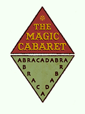 The Magic Cabaret Poster