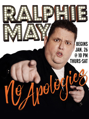 Ralphie May Poster