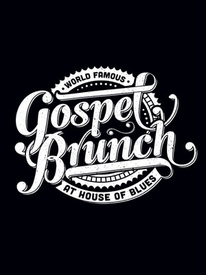 Gospel Brunch, House of Blues, New Orleans