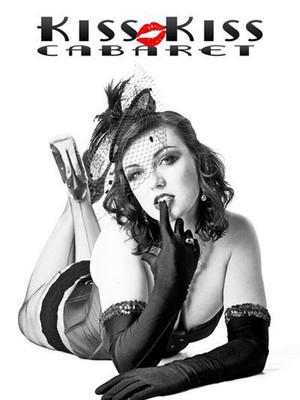 Kiss Kiss Cabaret Poster