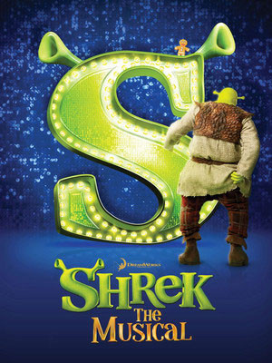 Shrek The Musical, Jarson Kaplan Theater, Cincinnati
