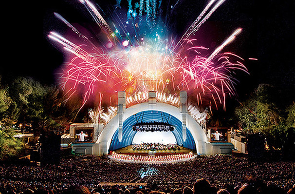 Hollywood Bowl Orchestra Opening Night at the Bowl with The Moody Blues, Hollywood Bowl, Los Angeles