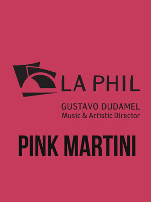 Los Angeles Philharmonic - Pink Martini Poster