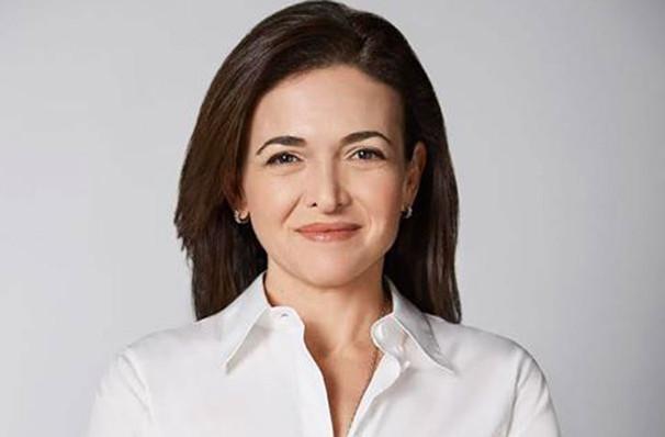 Sheryl Sandberg In Conversation With Cheryl Strayed ...