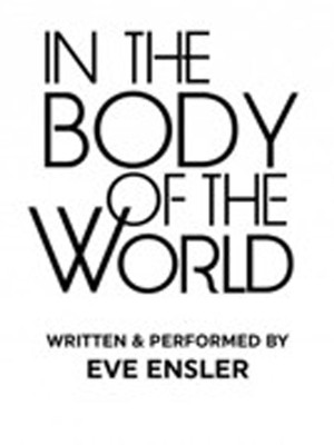 In The Body Of The World Poster