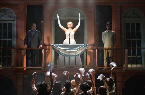 Evita, Drury Lane Theatre Oakbrook Terrace, Chicago