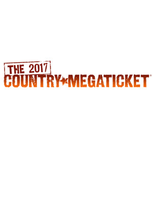 Country Megaticket (Includes All Performances) Poster