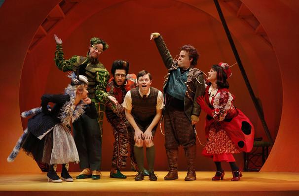 James and The Giant Peach, Lyric Theatre of Oklahoma, Oklahoma City