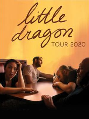 Little Dragon, College Street Music Hall, New Haven