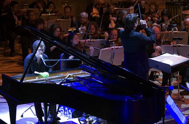 Boston Pops Ben Folds, Boston Symphony Hall, Boston