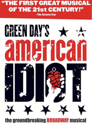 American Idiot, California Theatre Of The Performing Arts, San Bernardino