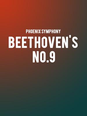 Phoenix Symphony - Beethoven's No. 9 at Phoenix Symphony Hall