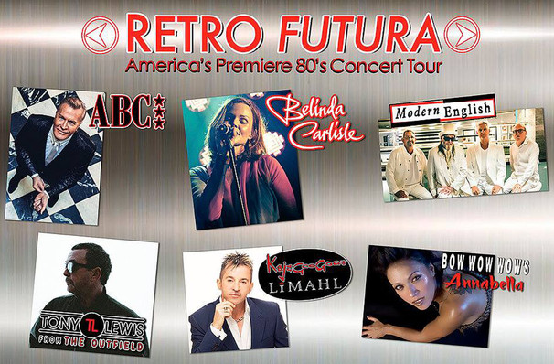 Catch Retro Futura Tour it's not here long!
