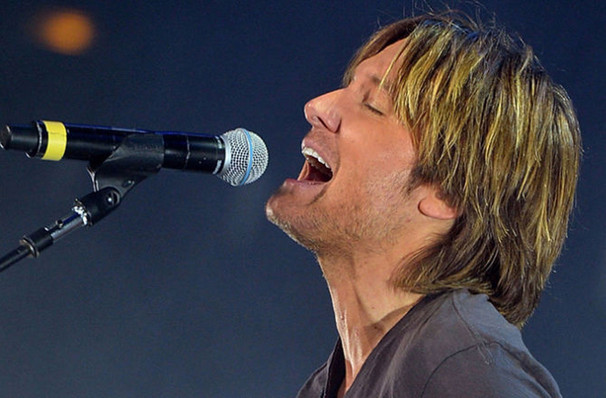 Keith Urban, Centre Bell, Montreal