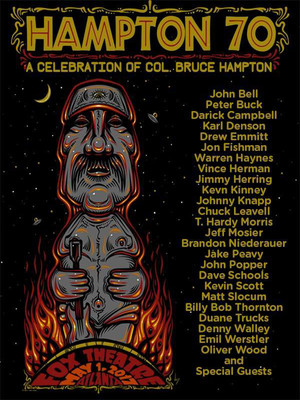 Hampton 70: A Celebration of Col. Bruce Hampton Poster