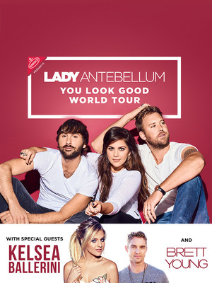 Lady Antebellum with Kelsea Ballerini at Gexa Energy Pavilion