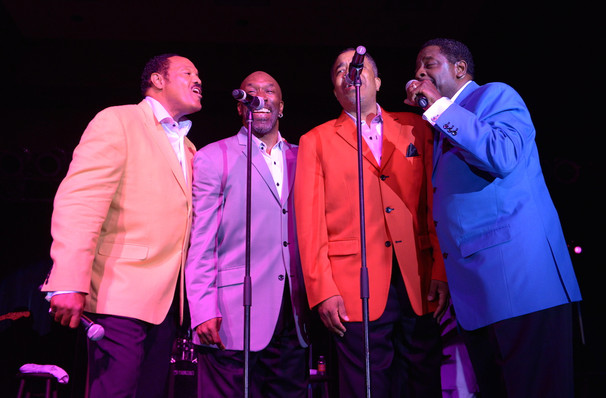 70s Soul Jam - The Manhattans, Gerald Alston, and Peabo Bryson coming to Detroit!