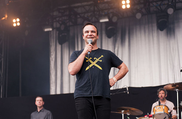 Future Islands, Orpheum Theatre, Madison