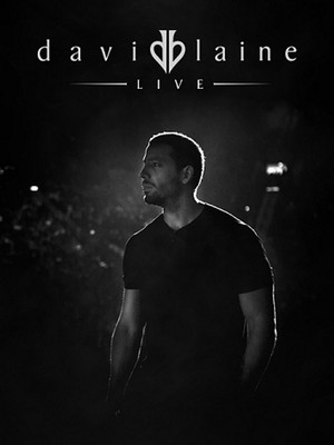 David Blaine at Saenger Theatre