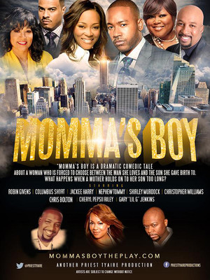 Mommas Boy, Mortensen Hall Bushnell Theatre, Hartford