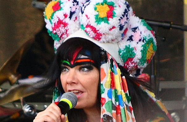 Bjork dates for your diary