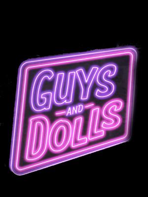 Guys and Dolls, Stratford Festival Theatre, Kitchener