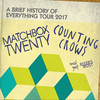Matchbox Twenty and Counting Crows, Cynthia Woods Mitchell Pavilion, Houston