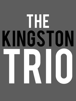 The Kingston Trio at Mcglohon Theatre at Spirit Square