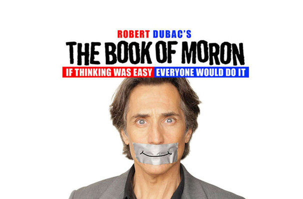 The Book Of Moron, Carrier Theater, Syracuse