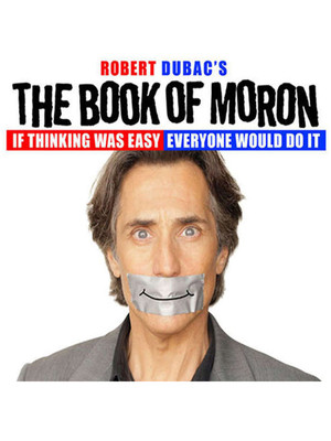 The Book Of Moron Poster