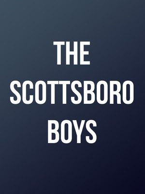 The Scotsboro Boys Poster