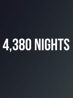 4380 Nights at Signature Theater