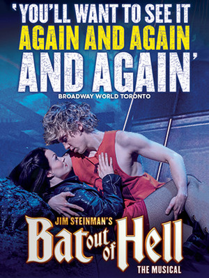 Bat Out of Hell The Musical Poster