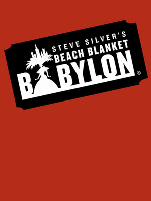 Beach Blanket Babylon Poster