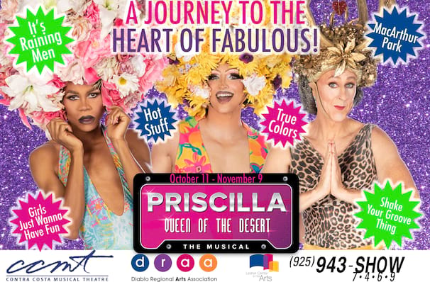 Catch Priscilla Queen of the Desert before it ends