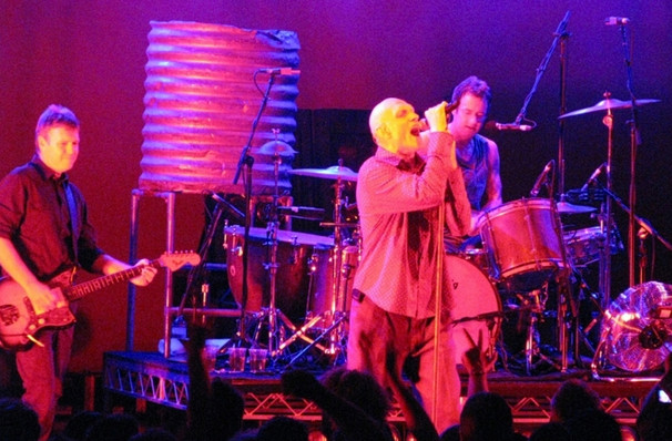 Midnight Oil, Moore Theatre, Seattle