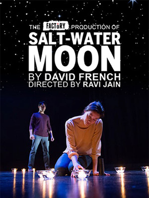 Salt-Water Moon Poster