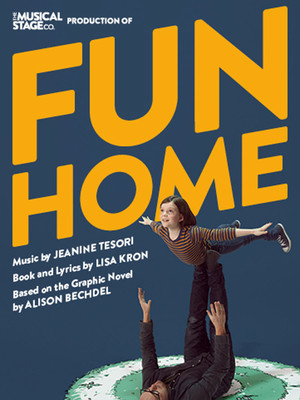 Fun Home at Panasonic Theatre