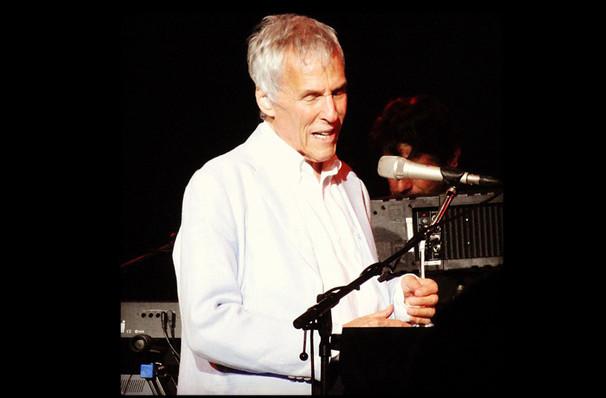 Burt Bacharach, Benaroya Hall, Seattle