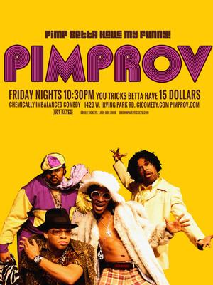 Pimprov Poster