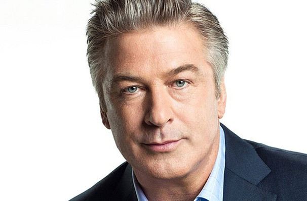 An Evening with Alec Baldwin, Fox Theatre, Detroit