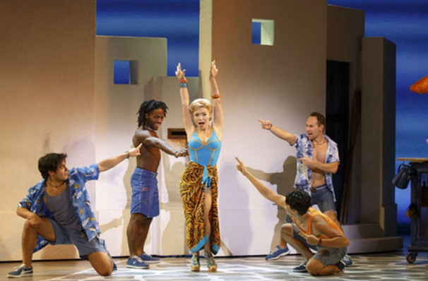 Mamma Mia, Pioneer Theatre Company, Salt Lake City